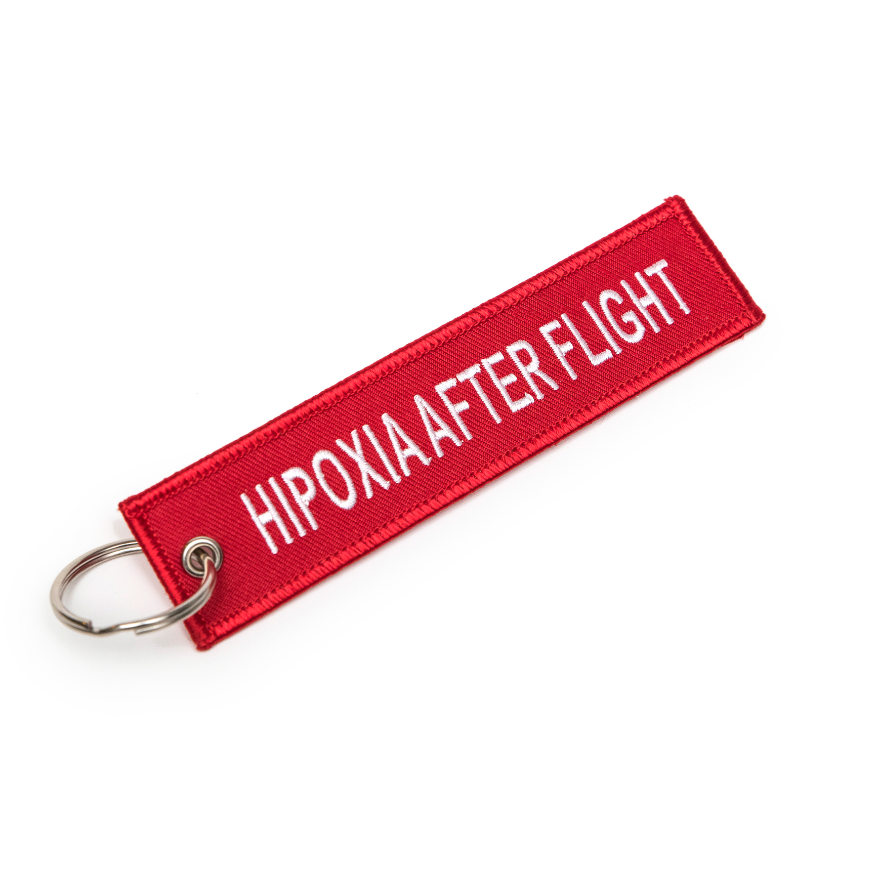 HIPOXIA AFTER FLIGHT Keychain