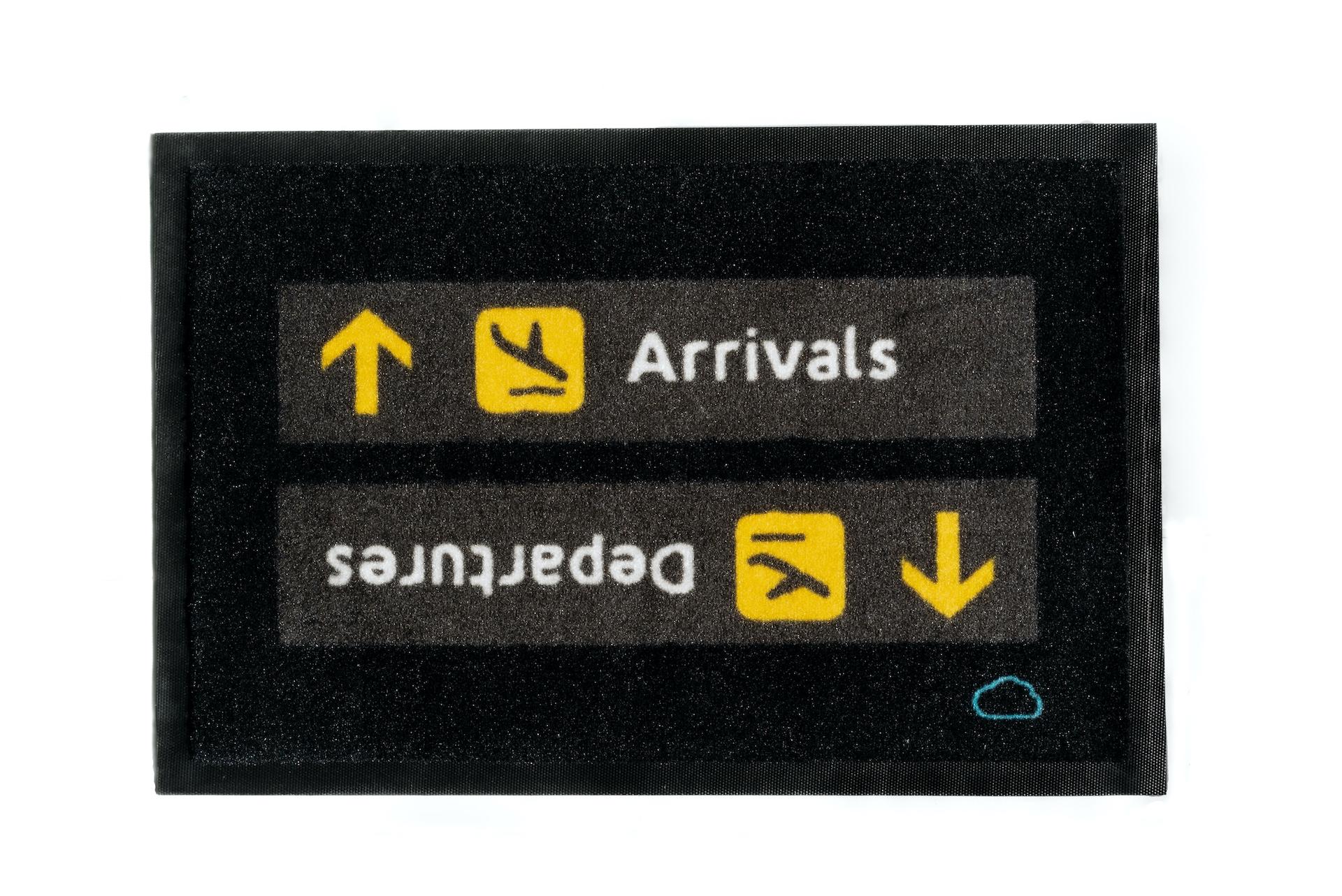 Felpudo Arrivals-Departures